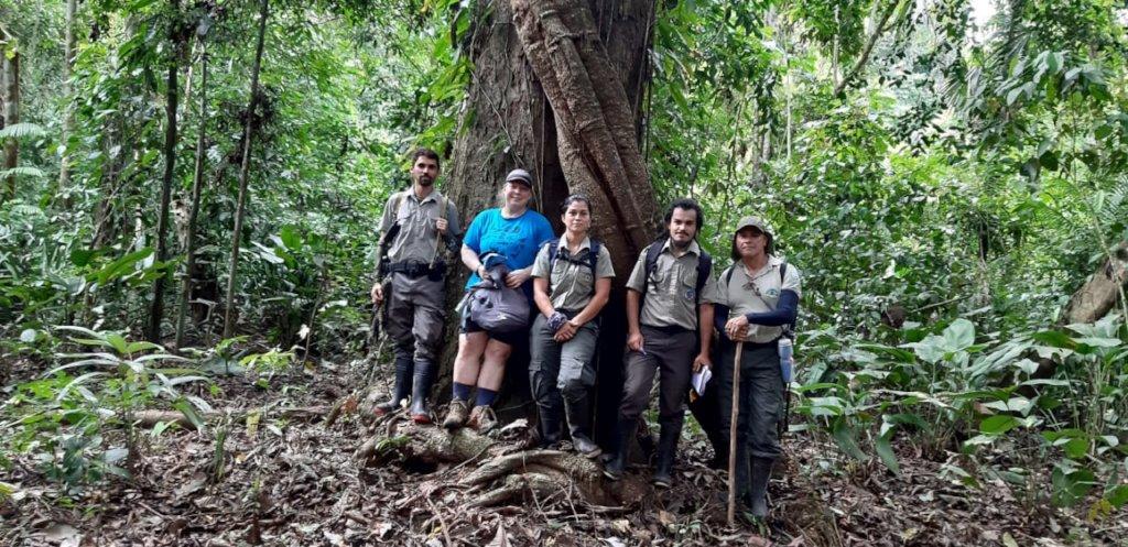 Hear about Heidi's adventures in Corcovado