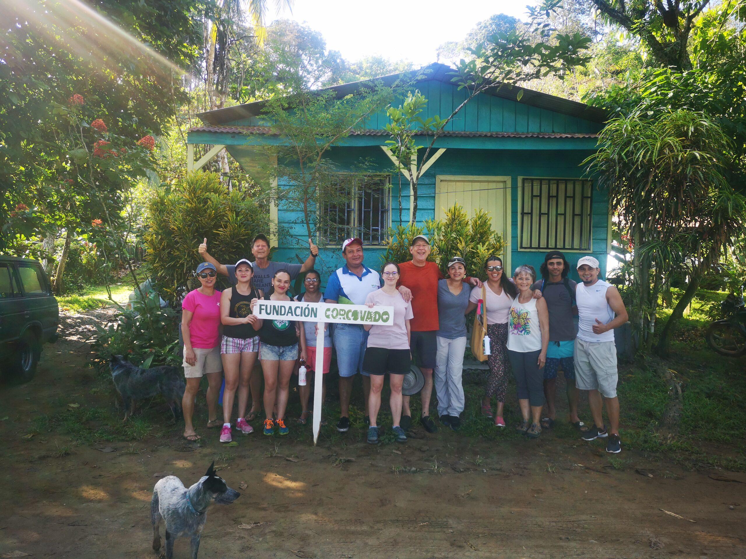Corcovado Foundation Origins Story